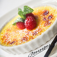 Creme Brulee (Connors Steak & Seafood)