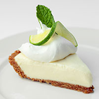 Key Lime Pie (The Chop House)
